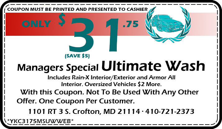 official photos a9c3a 6b9a1 YK Classic Car Wash COUPONS   OFFERS
